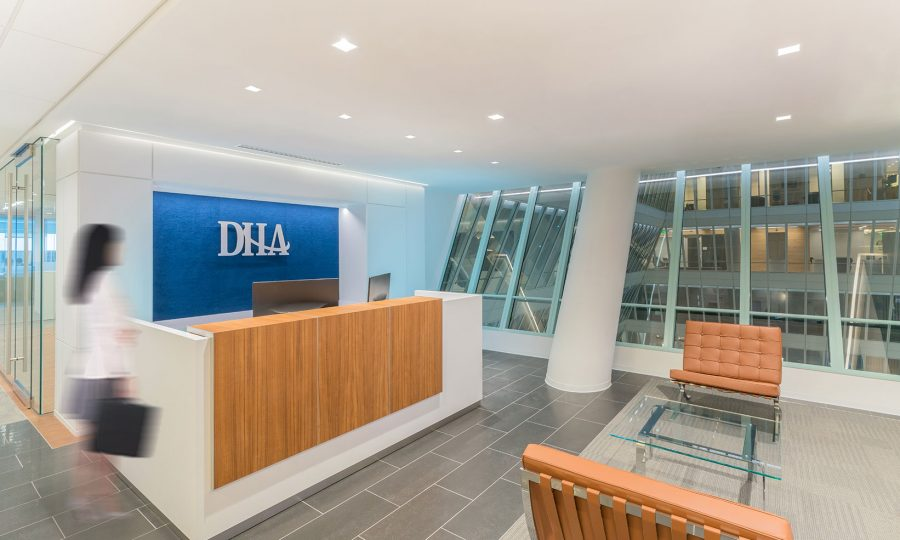 DHA GROUP, INC.